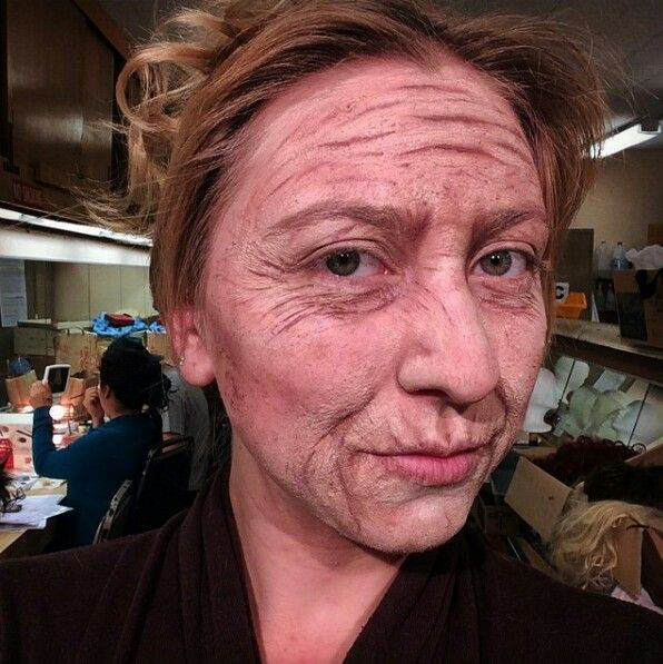 11 best Age-Female images on Pinterest | Old age makeup, Halloween ...