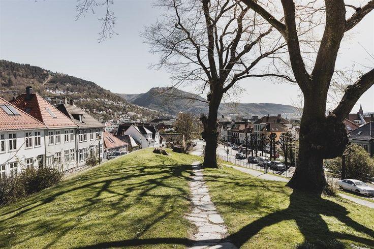 Klosterhaugen på Nordnes, bygget i 1890-årene