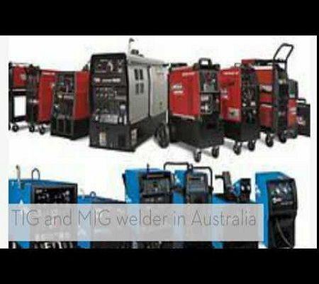 TIG and MIG welder in Australia
