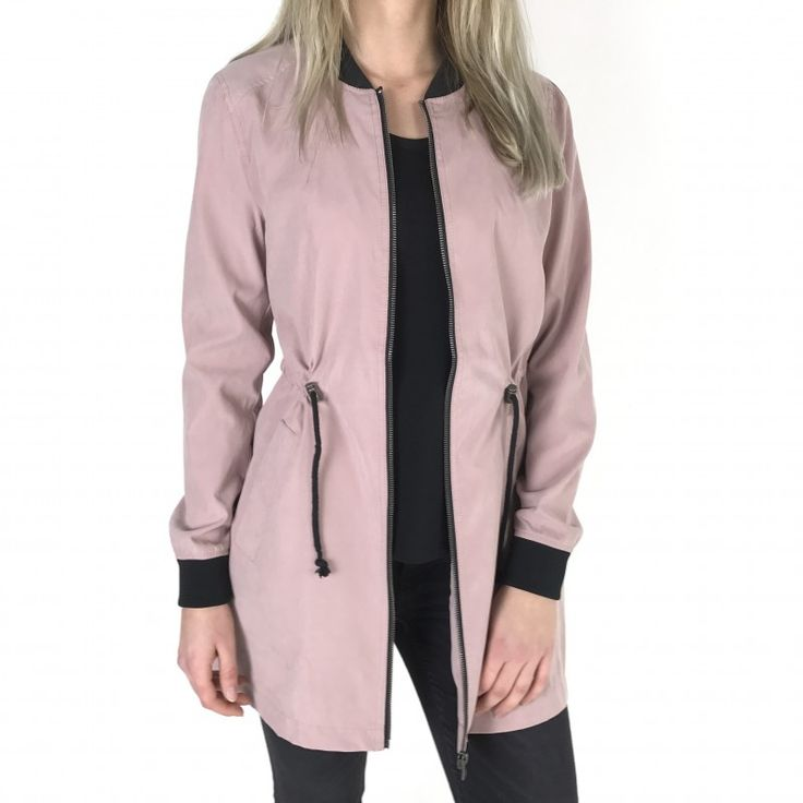 New jacket! #fashion #newcollection #webshop #jacket #pink #outfit