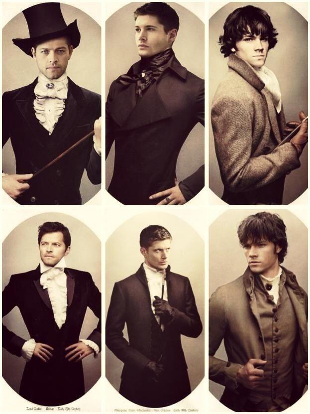 Regency Winchester boys