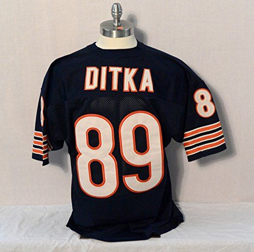 Mike Ditka Chicago Bears Men's Unsigned Custom Football Jersey Throwback Jersey - http://footballjerseys.nationalsales.com/mike-ditka-chicago-bears-mens-unsigned-custom-football-jersey-throwback-jersey/