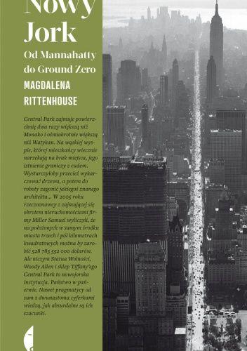 Okładka książki Nowy Jork. Od Mannahatty do Ground Zero