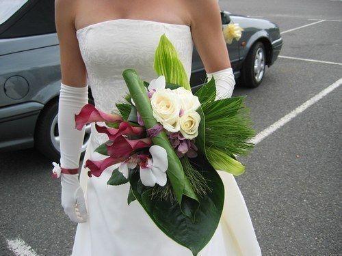 Mariage 2006, theme voyage et vacances