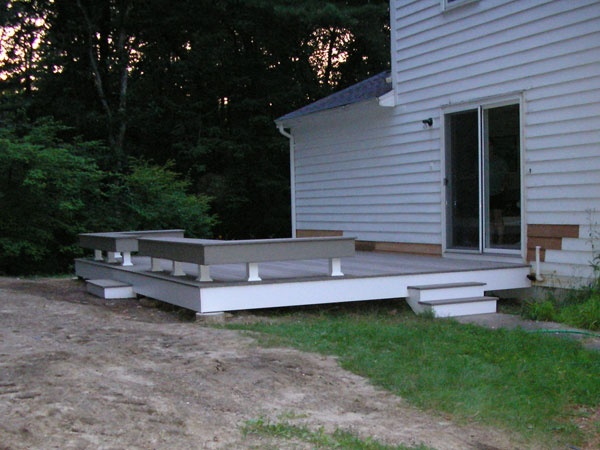 Pictures Of Sundecks Stairs And Benches: 64 Best Creative Deck Designs Images On Pinterest