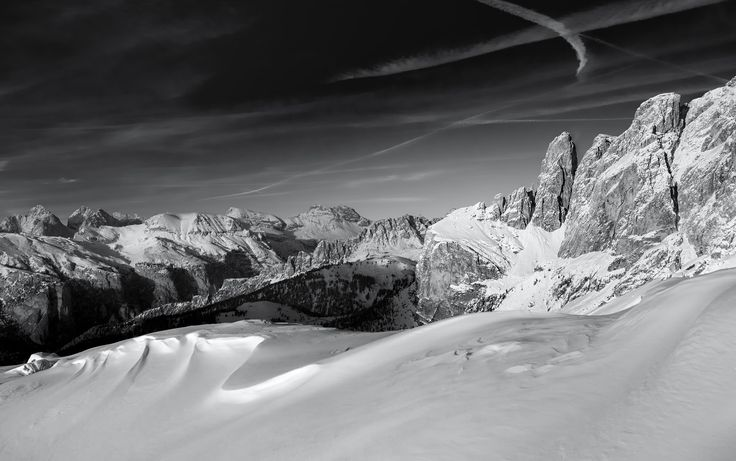 Smooth waves - Smooth waves in the Dolomites