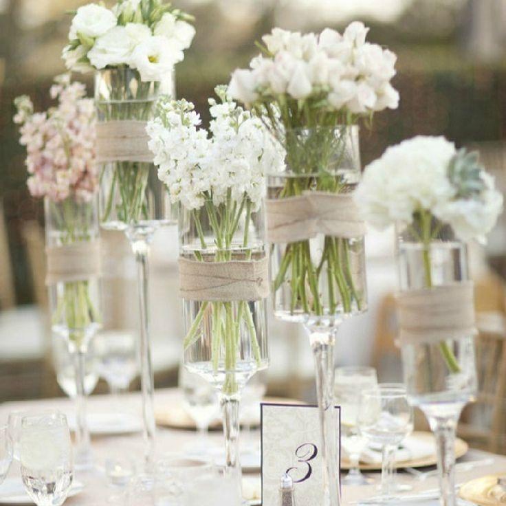 Tu Guia De Casamiento Centro De Mesa 4 Wedding