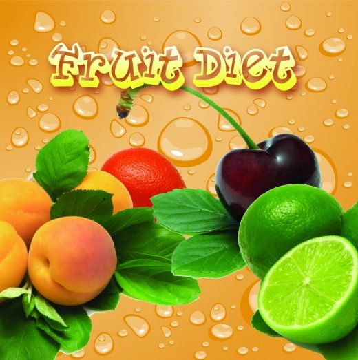 Detox Diet based on fruit consumption over the period of 10 days. Its also called 10 days fruit diet.