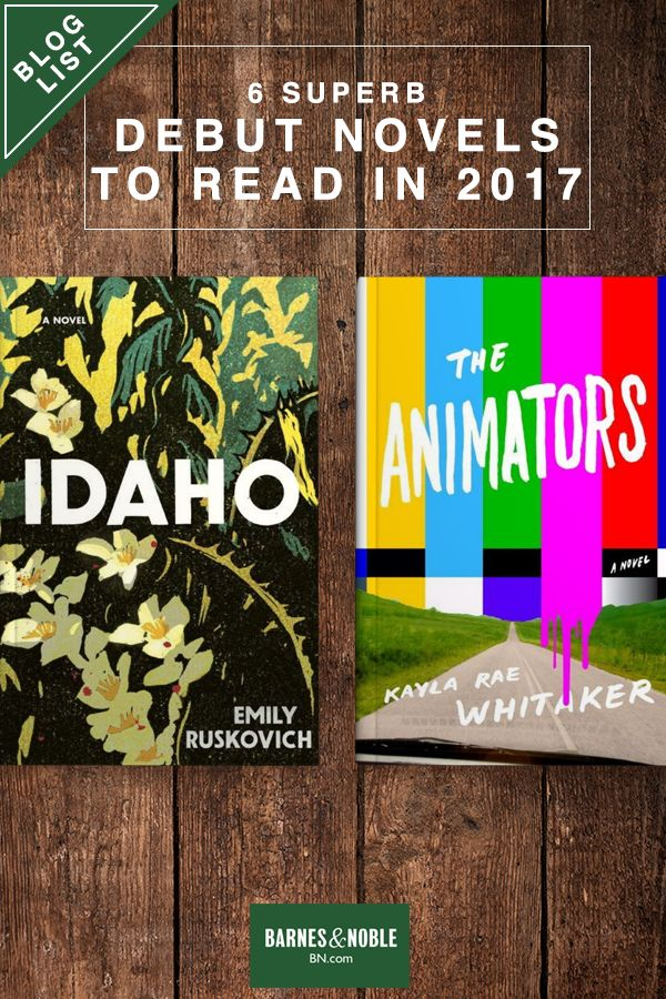 The new year brings fresh opportunity for literary discovery in the form of a wave of debut novels. Here are six promising first efforts to look out for, including the story of the raucous friendship between two female cartoonists, a tale of a Chinese immigrant's son forced into a new identity, and a coming of age novel about a young chemist who discovers a career in science might not offer her a path to happiness. Check them all out at B&N Today!