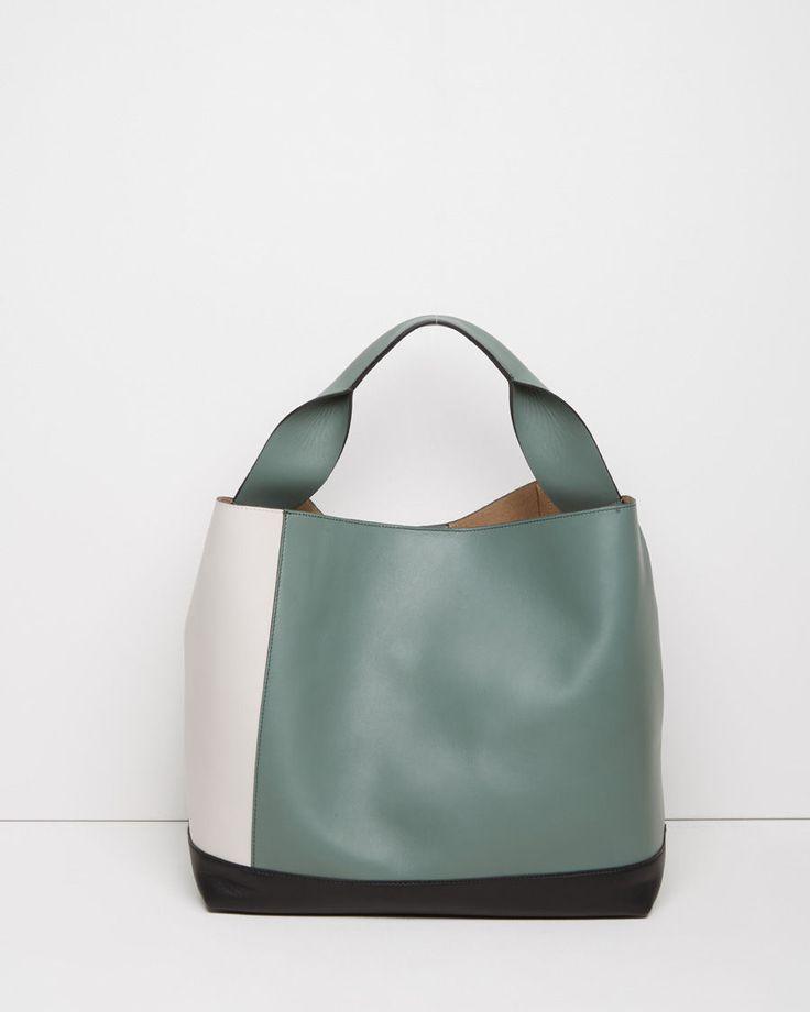 MARNI | Color-Block Bag | Shop at La Garçonne