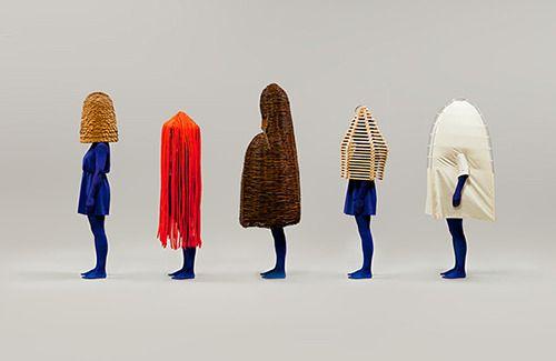 Playfulness abounds in dazzling Dutch designer Femke Agemas fashions