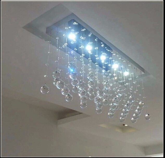oltre 25 fantastiche idee su lampadario rettangolare su pinterest ... - Lampadario Camera Da Letto Moderna