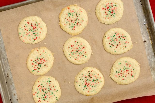 3-Ingredient Sugar Cookies  - Delish.com