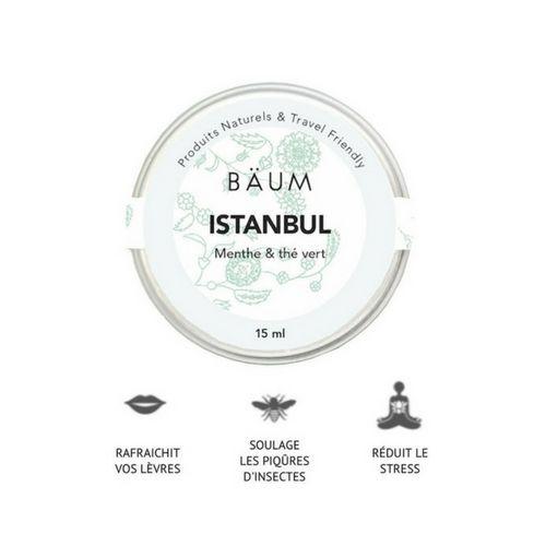 Baume à lèvres - Istanbul