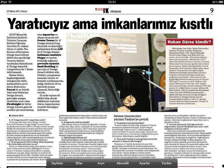 Hürriyet IK - / Dr. Hakan Gürsu - Designnobis.