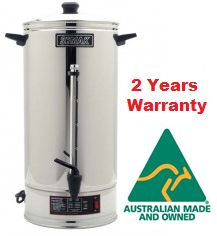 Commercial Coffee Percolator - Semak CP100 Coffee Percolator - www.hoskit.com.au- Kitchen & Catering Equipment