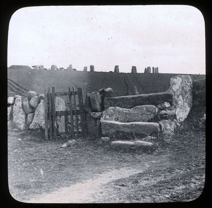 CORNISH STILE | Merry Maidens, St Buryan, Cornwall     ✫ღ⊰n