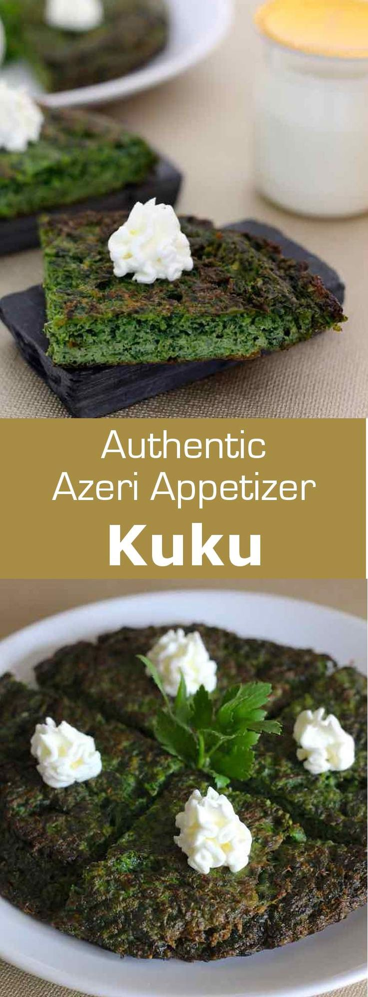 38 best 196 international breakfast recipes images on pinterest goyerti kks or kuku with fresh herbs is a delicious traditional azeri appetizer prepared with herbs arabic recipesasian food forumfinder Images