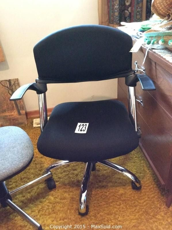 MaxSold - Auction: Peterborough (Ontario, Canada) SELLER MANAGED Downsizing Online Auction - Milburn St ITEM: Office Chairs