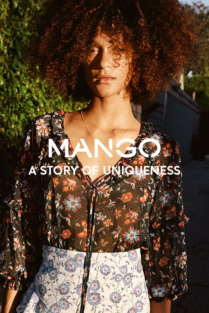 MANGO A Story of Uniqueness This is a Story of People Like me, Like you, Like us