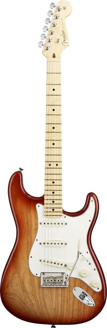 Fender American Standard Stratocaster - MN - Sienna Sunburst