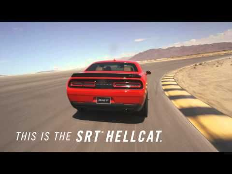 Is the 2015 Dodge Challenger SRT Hellcat the best sounding muscle car ever? Watch and Listen to the 707hp Dodge Challenger SRT Hellcat in Action   http://www.torquenews.com/106/watch-and-listen-707hp-dodge-challenger-srt-hellcat-action