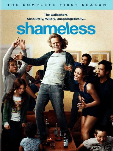 Shameless, Showtime - Just when you think the show cannot get any crazier, it does. I haven't seen the British version, but this one is pretty darn good.