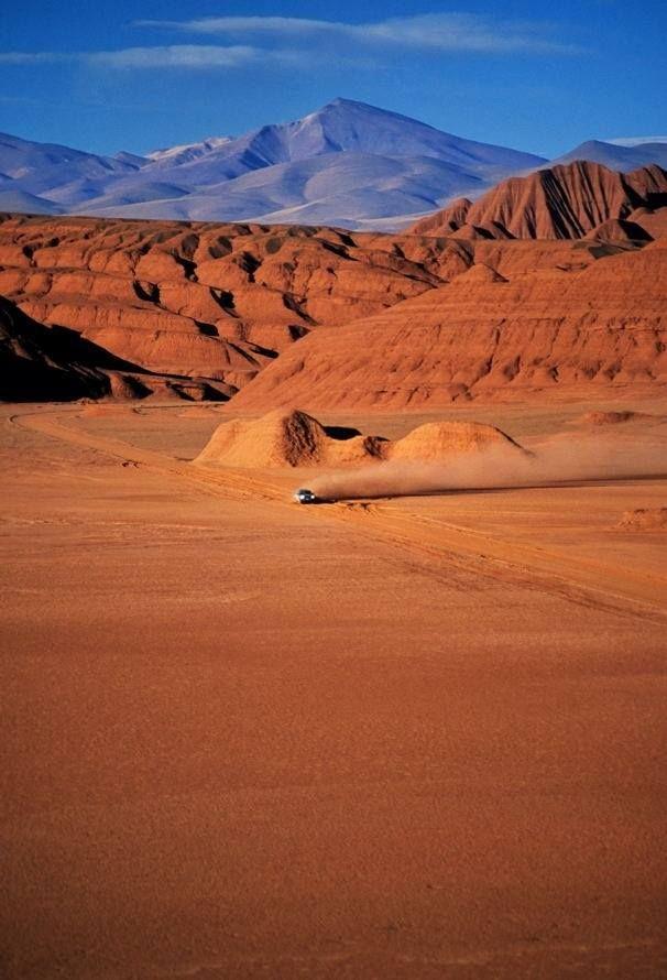 Tolar Grande - Salta. Argentina
