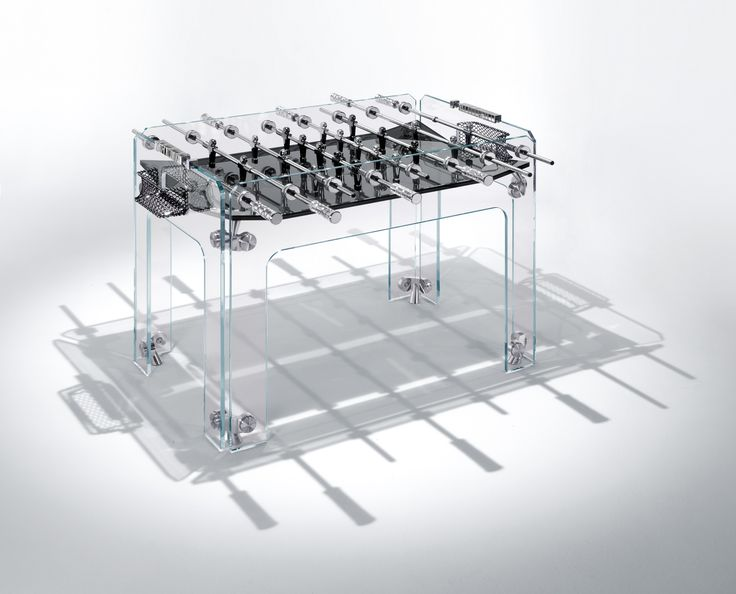Cristilliano Foosball Table By Italian Designer Teckell. Luxury Designer  Football Tables Available Exclusively At Quantum