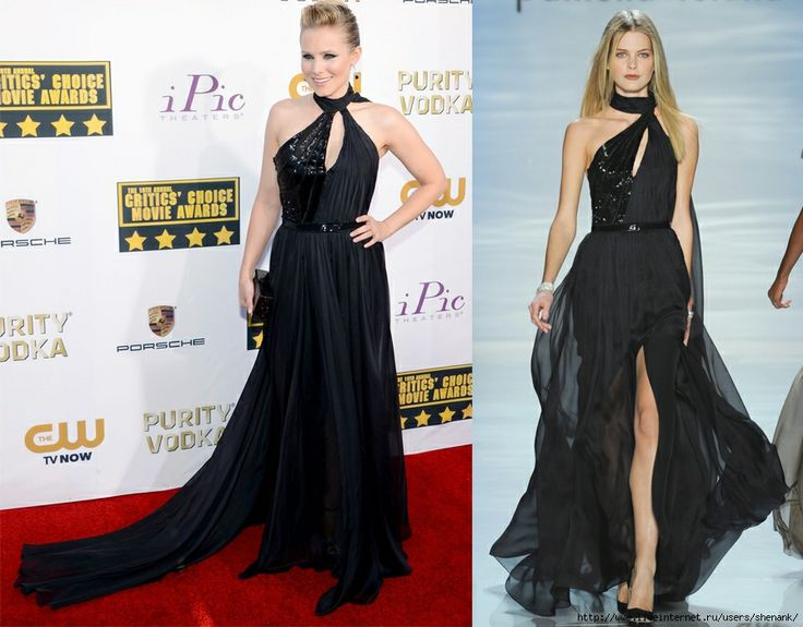Fashion Style: Кристен Белл, Марго Робби и ...