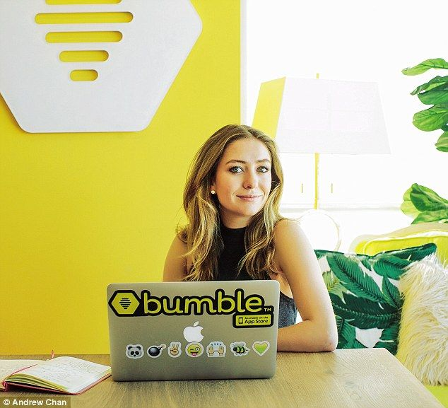 Meet Bumble creator Whitney Wolfe, the queen bee ofdigital dating #dailymail