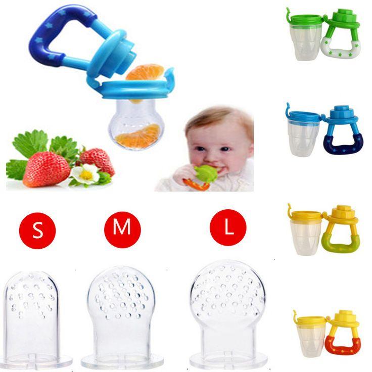 Nibbler Alimentador Chupete chupetes Para Los Recién Nacidos Del Bebé Niños Alimentación Pezón Bebé Suministros Pezón Pezón Chupetes Chupeta