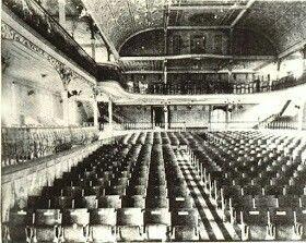 Teatro do Grand Hotel Belém, ano 1953