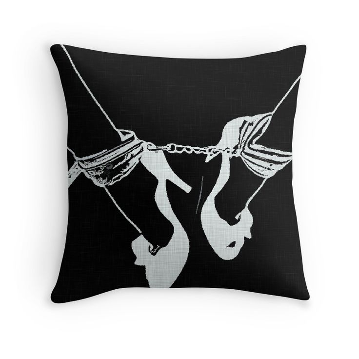 #Forever #together - #BDSM #fetish #cuffed #girl #throw #pillow - Available as T-Shirts & Hoodies, Men's Apparels, Women's Apparels, Stickers, iPhone Cases, Samsung Galaxy Cases, Posters, Home Decors, Tote Bags, Pouches, Prints, Cards, Leggings, Mini Skirts, Scarves, iPad Cases, Laptop Skins, Drawstring Bags, Laptop Sleeves, and Stationeries