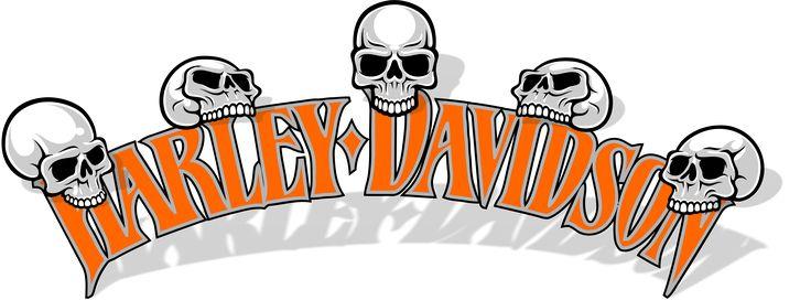 Harley Davidson Wall Paint Stencils