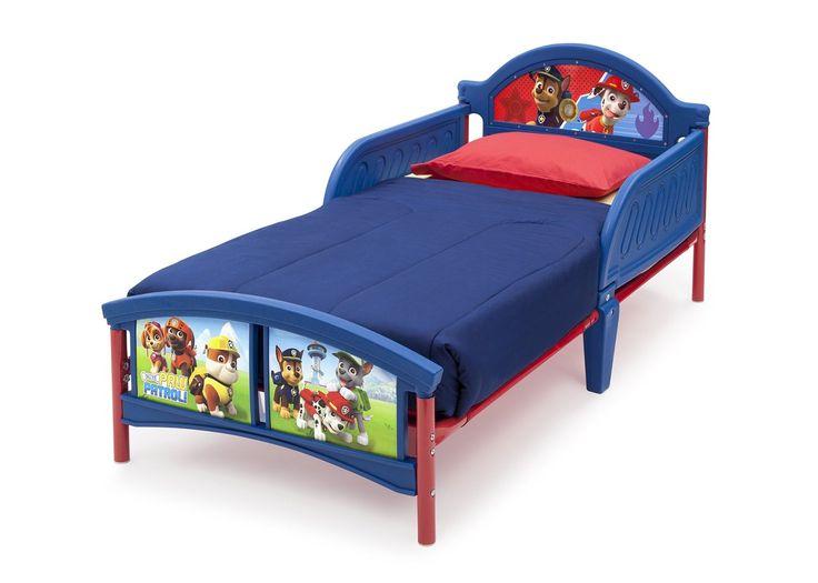 CAMA INFANTIL PAW PATROL. BB86617PW., IndalChess.com Tienda de juguetes online y juegos de jardin