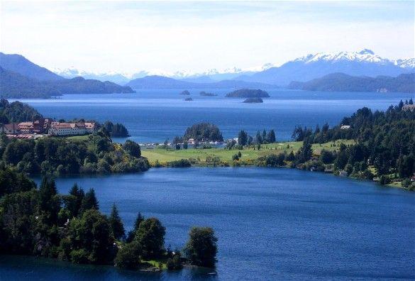 Lago Nahuel Huapi/Hotel Llao Llao - Bariloche