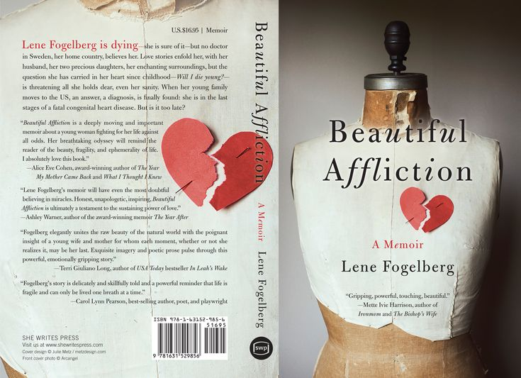 Book Review: 'Beautiful Affliction: A Memoir' by Lene Fogelberg