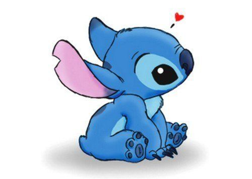 cute stitch tumblr stitch hearts - photo #10