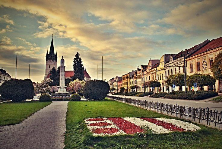 Prešov v obrazoch