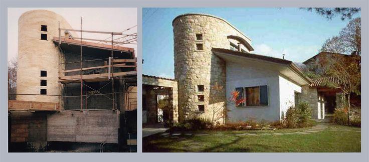 Pi di 25 fantastiche idee su scale in pietra su pinterest for Costo della costruzione di una casa in pietra
