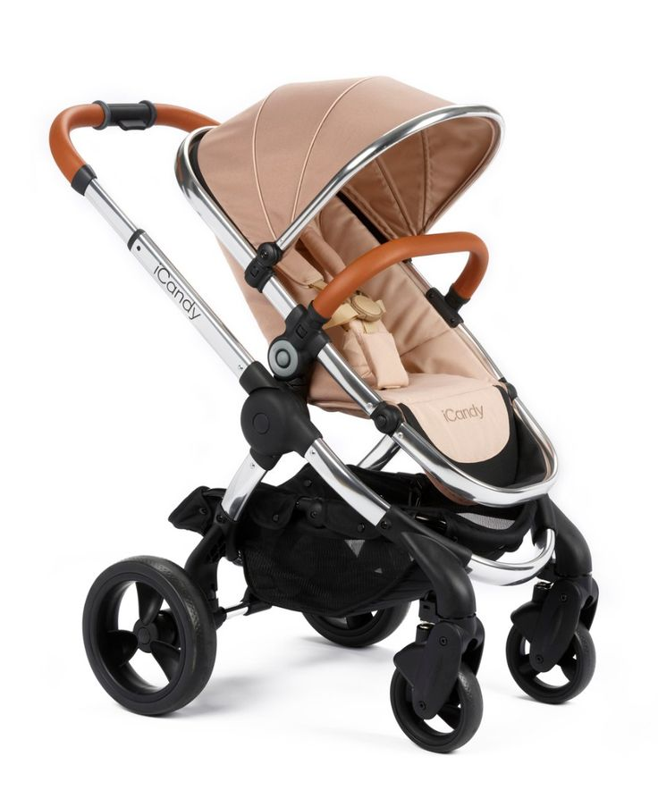 iCandy Peach Baby Pram / Pushchair (Butterscotch) 2016