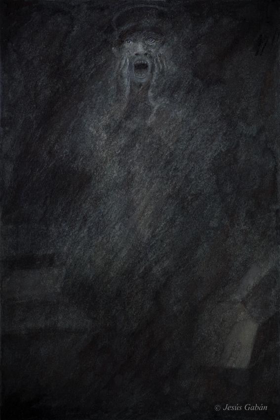 En la cripta. H. P. Lovecraft: