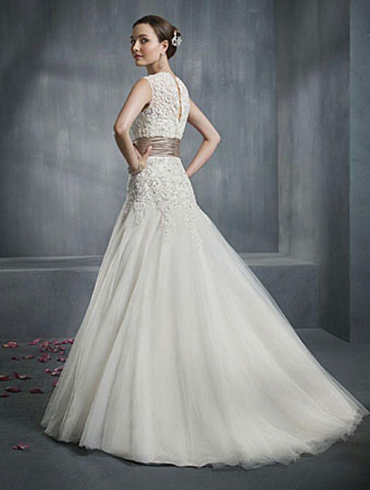 45 besten Alfred Angelo Wedding Dresses Bilder auf Pinterest ...