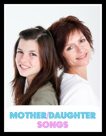 Extensive list of Mother Daughter Songs for dance recitals and slideshows.