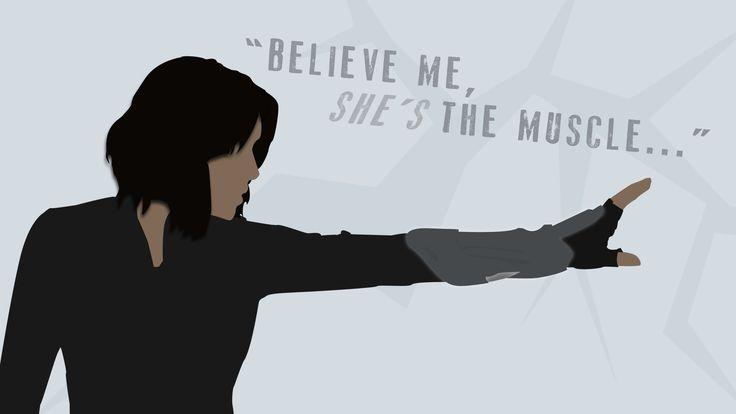 Skye / Daisy Johnson / Agents of SHIELD