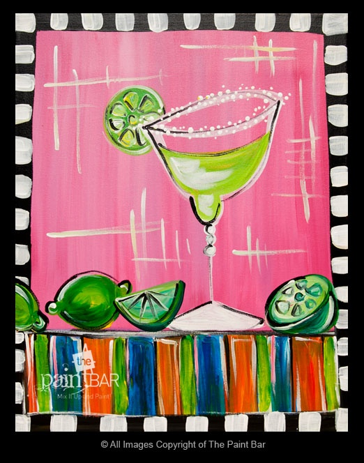 127 best images about canvas art drinks on pinterest for Paint and cocktails