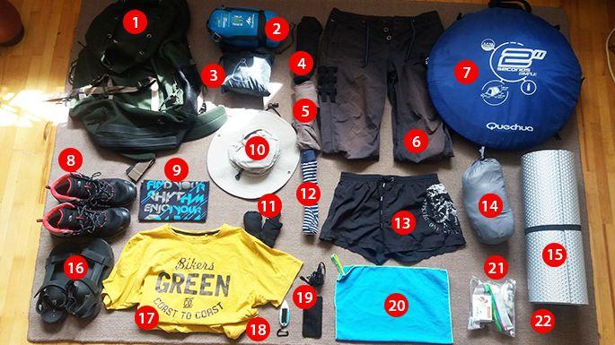 Când am fost prima oară pe El Camino del Norte, bagajul meu cântărea cam 15 kilograme. Nu pare greu la citit, dar după zece kilometri aveai senzația că duci 30 de kilograme. Aveam inclusiv un castronaș și cănuță de inox pentru servit masa :) . După vreo patru etape, înaintea unui urcuș lung, în plin …
