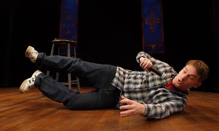 "Mike Birbiglia ""Thank God for Jokes"" - Culture Project: Mike Birbiglia: ""Thank God For Jokes"" on March 16–April 7"