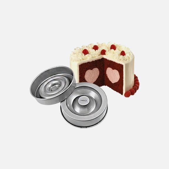 Wilton - Heart Tasty-Fill™ Pan Set